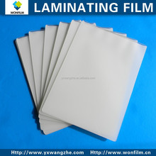 luggage tag(64x108mm 2-1/2''x4-1/4')250mic or 10mil laminating film