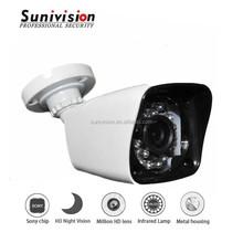 Alibaba china supplier 1/3 Sony 650TVL 100 meters ir night vision fpv hunting cctv cameras