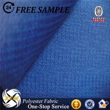 T/C Hot sale free sample 100% polyester jacquard fabric
