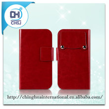 Adjustable and exclusive leather phone case with patent design, new arrival phone case