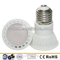 230V 4W 15SMD 2835 Plastic 120degree Cool white LED Light E27