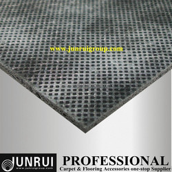2015 hot sale rubber underlay for flooring