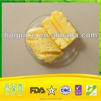 IQF Pineapple Half shape for hot sale in bulk