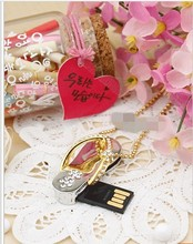 Novelty promotion gift usb pen drives custome hard stick tiffany usb flash drive