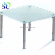 Frosted glass Acid etched glass sand blast glass for bathroom door windows tea table top
