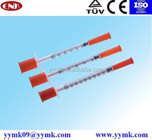 Disposable consumable products in hospital,sterile insulin injector