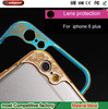 High quality Low Price Mix wholesale color phone case metal frame for iphone 6plus cover
