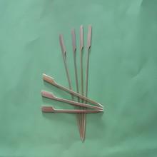 CIQ Tested Reasonable Price Flat Bamboo Skewers