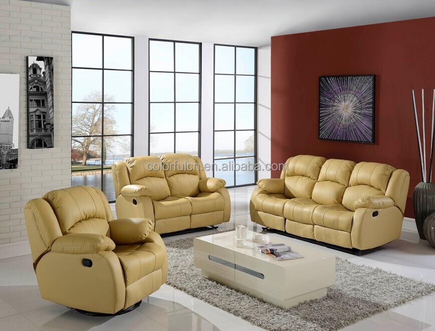 Le Plus Populaire Salon Canapé Fauteuil Inclinable En Chine Ls - Salon canapé fauteuil