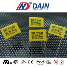 High quality x2 mkp interference suppression 0.47uf 1uf mkp capacitor