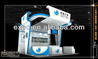 Glass Painting Materials Sell Exhibition Stands