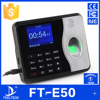 Staff Working Employee Biometric Fingerprint Time Recording Attendance Machine matrix attendance machine