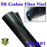 Derek new 5d car wrap vinyl film for car body decoration