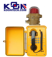 Knsp-08 Onshore / Offshore telephone, Explosion protection telephone, ExResistTel telephone, ZB version, PABX from Koont