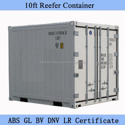 10 feet Refrigerated Van/Cargo Container