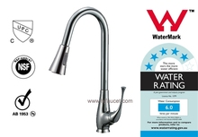 WaterMark Lead free Tap Pull out Brass Kitchen Faucet (82H24-CHR)