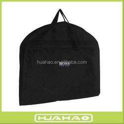 non woven garment suit bag travel suit cover