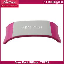 Ibelieve new design manicure nail art arm rest pillow high-quality gel memory foam pillow