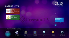 Hot sale Linux Arabic ip tv box hd100c WITH 411 Arabic channels receiver