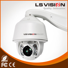LS VISION 2mp 1080p auto-tracking ip ptz camera 2mp cmos hd 1080p mini dome ip camera 3.0 megapixel waterproof ir ip camera
