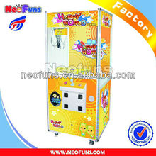 French Market catch prize vending machine / Claw Crane games(CE Certified)