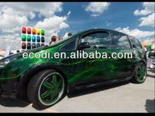 high bright flashing car sticker el many colors for selection