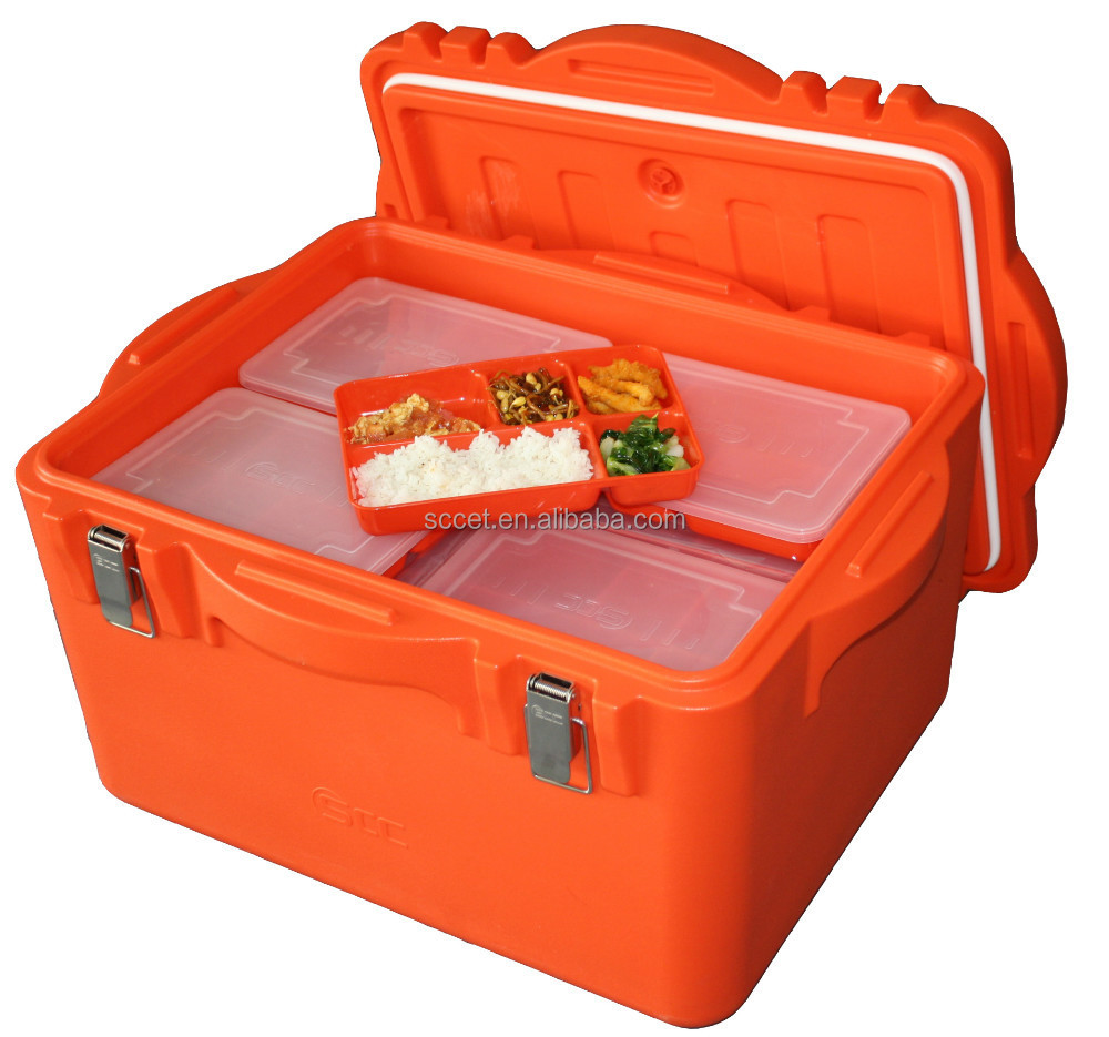 Insulated Food Warmers ~ Insulated food warmer box for storing with fda ce