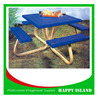 2015 Attractive Design Park Bench Chinese Manufacturer Metal Bench Wooden Bench Parts