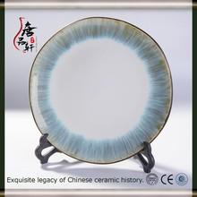 wholesale ceramic white bulk dinner plate , promotional modern custom dinner plate , porcelain dinner plate
