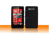 HOT SALE Mobile Phone Silicone Rubber Soft Gel Skin Case For Nokia Lumia 820 NK820