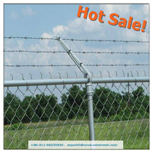 Used chain link fence/chain link wire fence/chain link fabric for sale