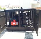 3M3 / min 300 / 400 bar 30 / 40 Mpa pistão alternado de alta pressão do compressor de ar