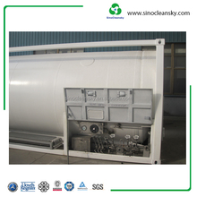 40ft ISO LNG Tank Container with Cryogenic Pump
