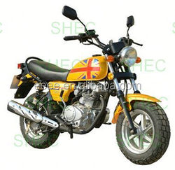 Motorcycle 50cc to 250cc motorcycle