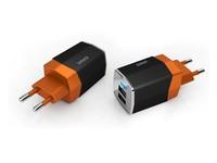 5V 3.1A universal 3g dual usb travel charger