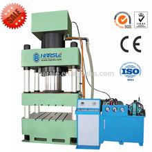 Yq32 cuatro columnas prensa hidráulica, metal que forma la máquina para maquinaria industria, máquina de estampación