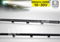 50 INCH 240W CREE1 LED LIGHT BAR LED DRIVING LIGHT COMBO BEAM FOR OFF ROAD 4x4 ATV UTV USE SAVED ON 300W