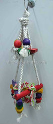 hanging bird toy for bird cage