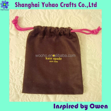 Custom packaging pouch microfiber bag for sunglasses