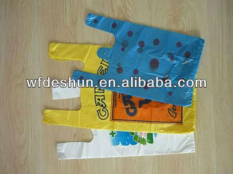 Packaging Bag T Shirt Plastic Bags Manufacturers Bolsas