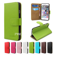 Luxury crystal grain leather mobile phone case for letv le 1s x500 , flip wallet case for letv le 1s