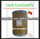 fresa caliente polvo de sabor de los alimentos