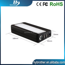 16200mAh with emergency LED light car jump starter for TOYOTA