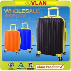 Women Men Department Name and Hardshell trolley China factory direct sale ABS Material ABS luggage