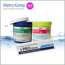 Pain Relieving Cream with high quality thread lifting needle (PDO)