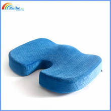 Hemorroides cojín del asiento, amortiguador de asiento ortopédico para hemorroides a granel