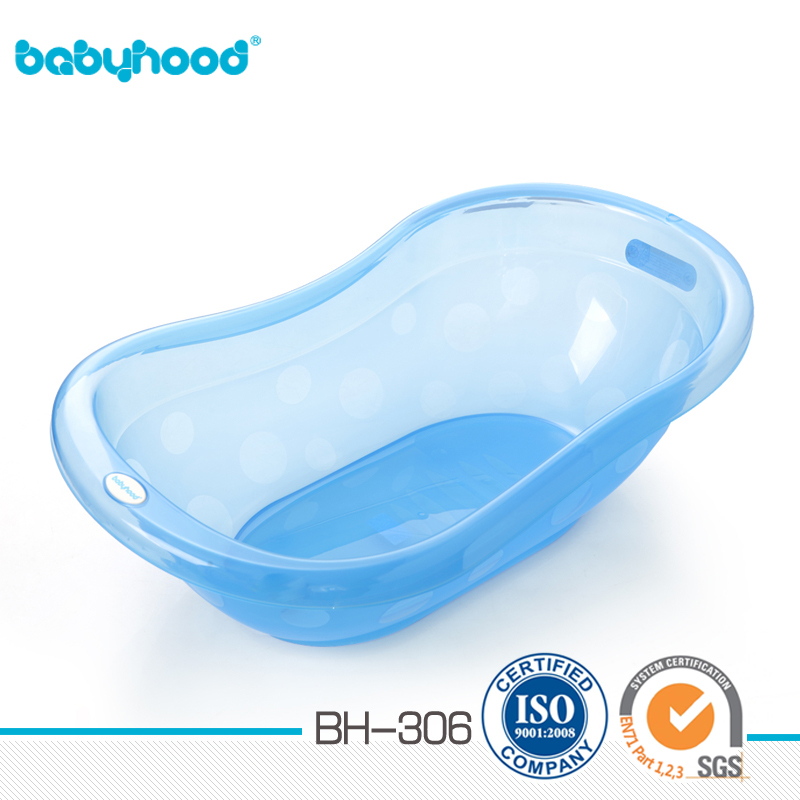 simple transparent bathtub for baby view baby plastic bathtub babyhood product details from. Black Bedroom Furniture Sets. Home Design Ideas