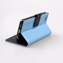 Best selling Kooso Korean colorful Koo Book PU case for Samsung Galaxy S6 Edge Plus