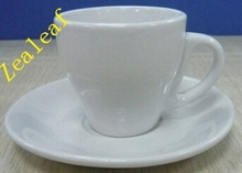 Factory direct Coffee ceramic Cup and Saucer set