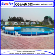 2015 new design innovative inflatable swimming pool toy for sports teams
